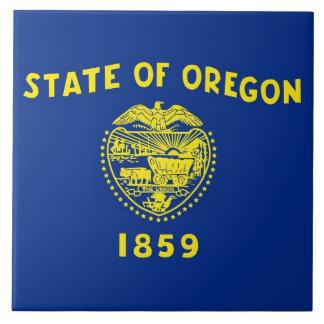 Oregon-Staats-Flaggen-Fliese Keramikfliese