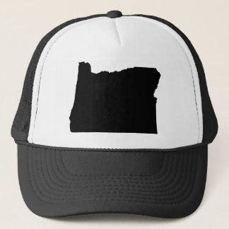 Oregon-Staats-Kontur Truckerkappe