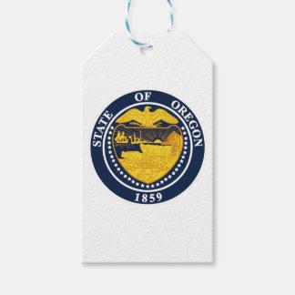 Oregon-Staats-Siegel Geschenkanhänger