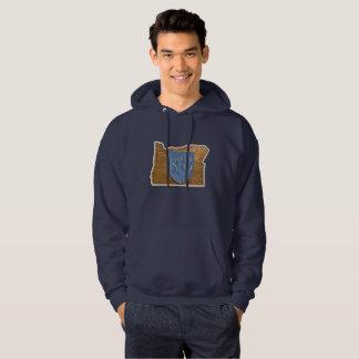 Oregon stellte 1859 her hoodie