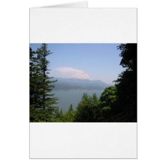 Oregon-Szene Karte