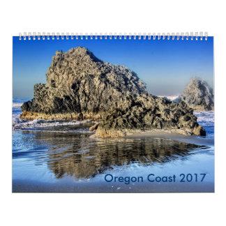 Oregonküstenbilder Abreißkalender