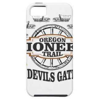 Oregonpionierteufeltor iPhone 5 Case
