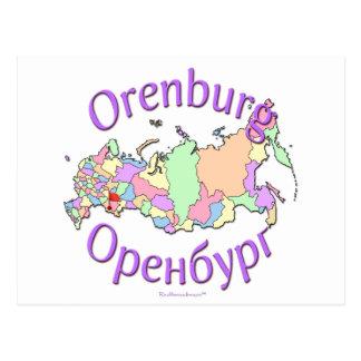 Orenburg Russland Postkarten