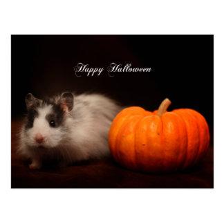 Oreos Halloween Postkarte