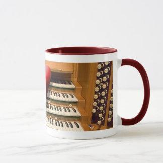 Organ-Tassen der Liebe I Tasse