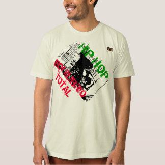 Organisches Unterhemd HipHop Gesamt Balance
