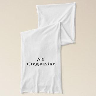 Organist der Nr.-1 Schal