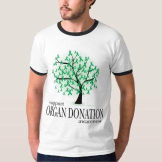 Organspende-Baum T-Shirt