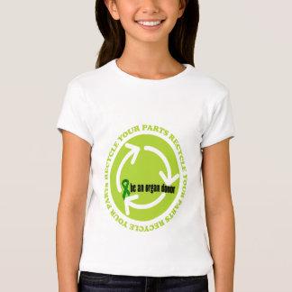 Organspende-Bewusstsein T Shirt