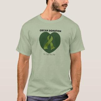 Organspende: Das Geschenk des Lebens T-Shirt