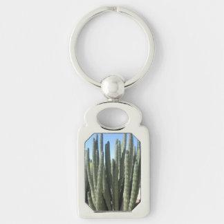Orgelpfeife-Kaktus Schlüsselanhänger
