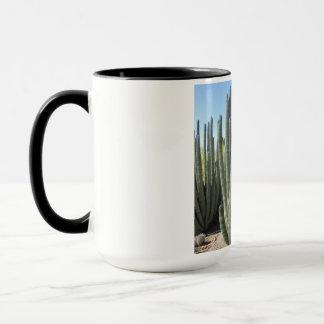 Orgelpfeife-Kaktus Tasse