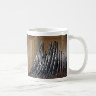 Orgelpfeifen Kaffeetasse