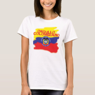 Orgullo Colombiano T-Shirt