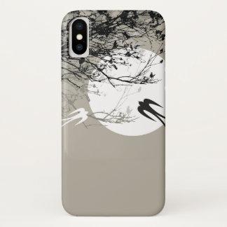 Orientale-Schwalben im iPhone X Hülle