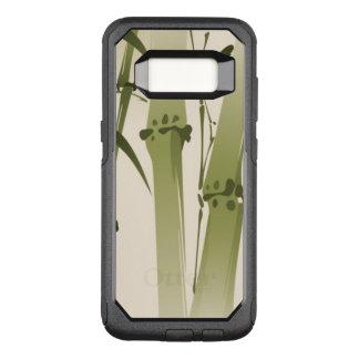 Orientalische Artmalerei, Bambusniederlassungen 2 OtterBox Commuter Samsung Galaxy S8 Hülle