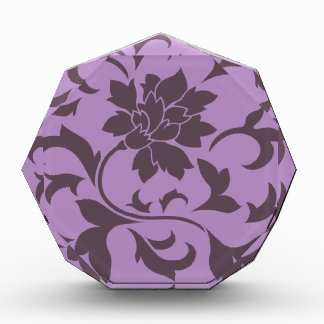 Orientalische Blume - Kirschschokolade u. -flieder Auszeichnung