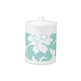 Orientalische Blume - Limpet-Muschel