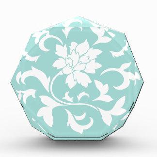 Orientalische Blume - Limpet-Muschel Auszeichnung