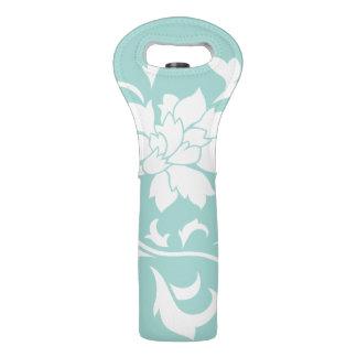 Orientalische Blume - Limpet-Muschel Weintasche