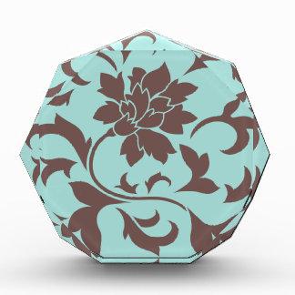 Orientalische Blume - Schokoladelimpet-Muschel Auszeichnung
