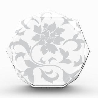Orientalische Blume - Silber Auszeichnung