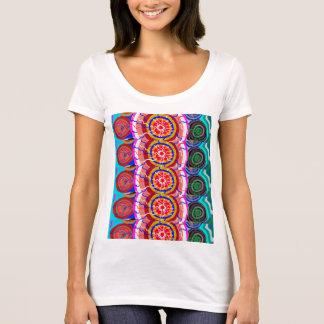 ORIENTALISCHE indische Tempel-Kunst: SONNE CHAKRA T-Shirt