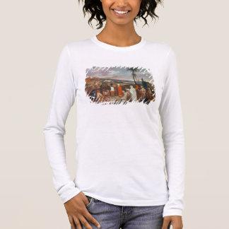 Orientalische Kaufleute Langarm T-Shirt