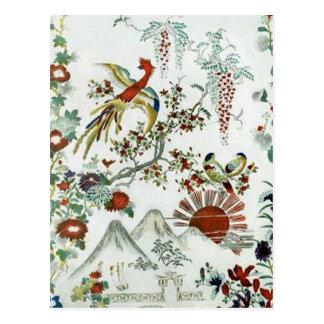 Orientalische Landschaft Postkarte