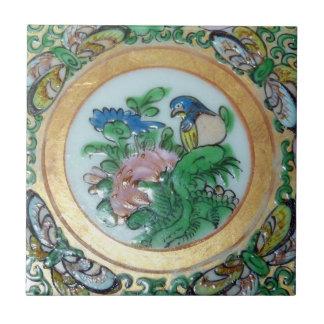 Orientalische Vintage Ausrüstungsbeschreibung Keramikfliese