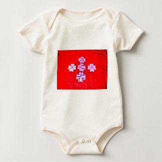 ORIGAMI BLUMEN-JAPANISCHES PAPIER-KUNST BABY STRAMPLER