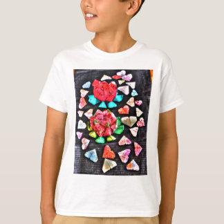 ORIGAMI BLUMEN-U. HERATS JAPANISCHES PAPIER-KUNST T-Shirt