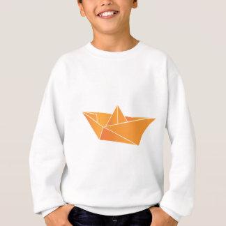 Origami Boot Sweatshirt
