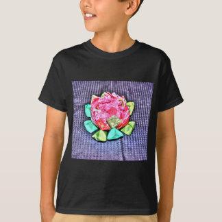 ORIGAMI LOTOS-BLUMEN-JAPANISCHES PAPIER-KUNST T-Shirt
