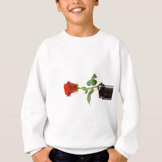 """Origami Rosen-""""automatisches"""" Bekleidungsgeschäft Sweatshirt"""