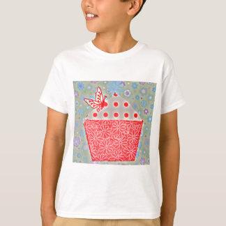 ORIGAMI SCHALEN-KUCHEN-KUNST T-Shirt