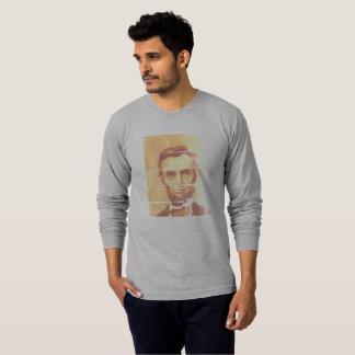 Originalvorlage-T - Shirt Abraham Lincoln