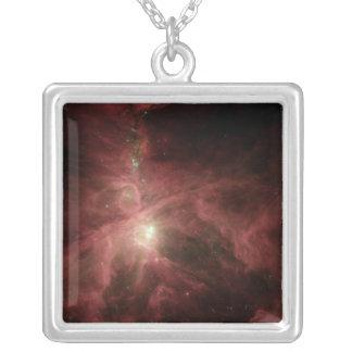 Orions innere Schönheit Versilberte Kette
