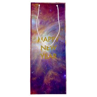 Orions-Nebelfleck Fuschia die rosa NASA Geschenktüte Für Weinflaschen