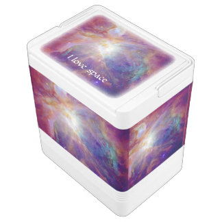 Orions-Nebelfleck Fuschia die rosa NASA Kühlbox