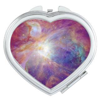 Orions-Nebelfleck Fuschia die rosa NASA Schminkspiegel