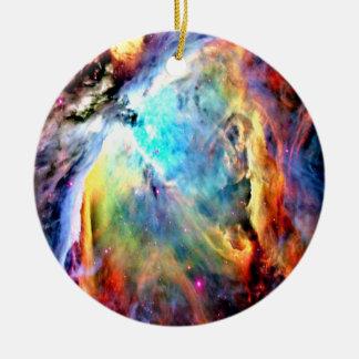 Orions-Nebelfleck Keramik Ornament