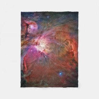 Orions-Nebelfleck-kleine Fleece-Decke Fleecedecke