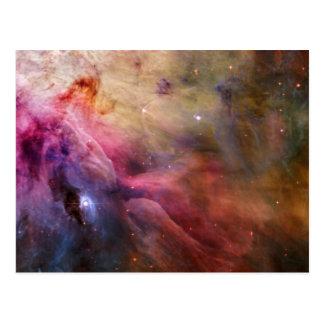 Orions-Nebelfleck M42 Postkarte