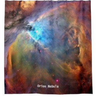 Orions-Nebelfleck-Raum-Galaxie-Duschvorhang Duschvorhang