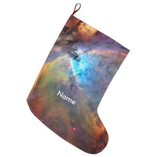Orions-Nebelfleck-Raum-Galaxie Großer Weihnachtsstrumpf