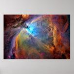 Orions-Nebelfleck-Raum-Galaxie-Plakat X Fahrwerk 6