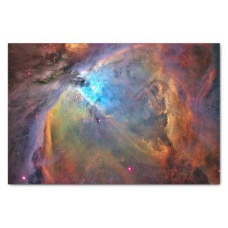 Orions-Nebelfleck-Raum-Galaxie Seidenpapier