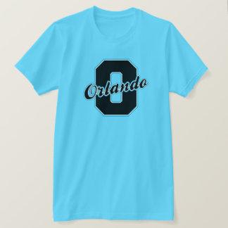 Orlando-Buchstabe T-Shirt